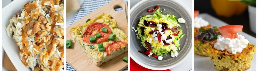 Healthy Zucchini Breakfast Recipes