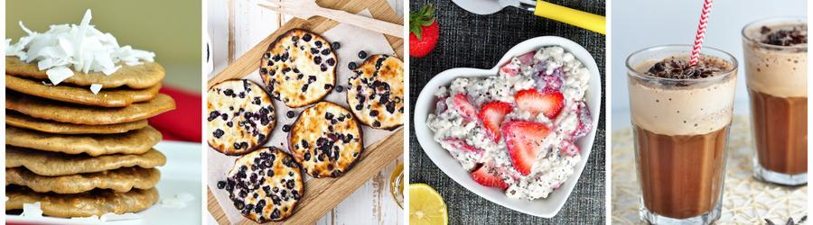 Fitness Protein Powder Breakfast Recipes
