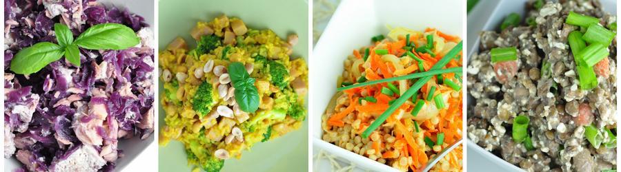 Low Fat Salad Recipes