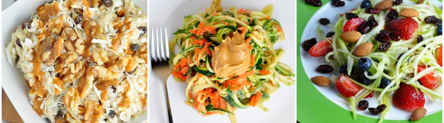 Healthy Zucchini Salad Recipes