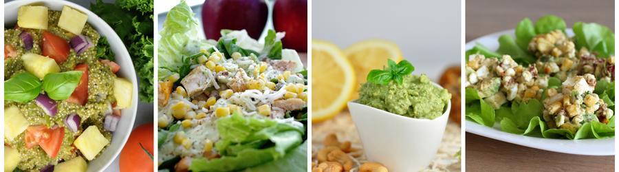 Healthy Avocado Salad Recipes